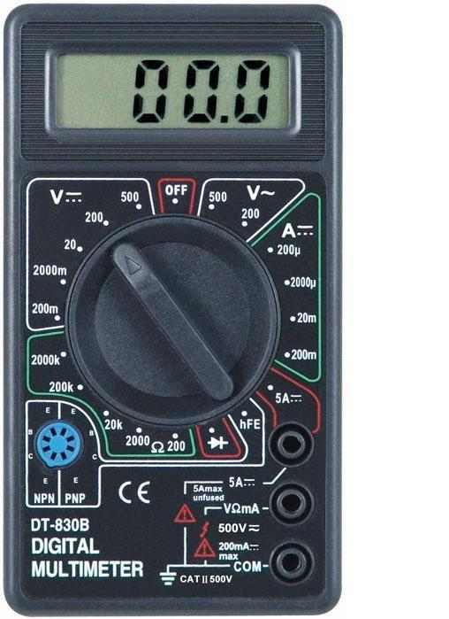 Мультиметр(устройство измерение напряжения)