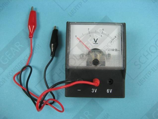 Вольтметр (устройство измерение напряжения)