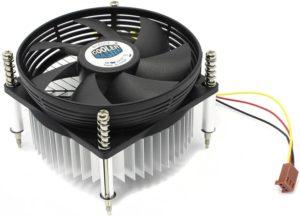 Системы охлаждения ПК-Кулер Персонального компьютера